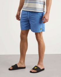 Lyle & Scott Plain Swin Shorts Cornflower Blue