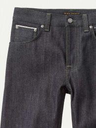 Nudie Jeans Sleepy Sixten Dry Green Selvage