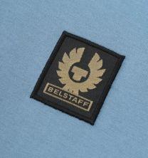 Belstaff Patch Logo Tee Airforce Blue