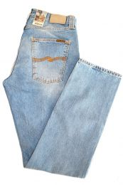 Nudie Jeans Steady Eddie BLOND SLUBS L34