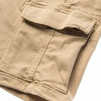 Franklin Marshall Cargo Shorts Beige