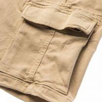 Franklin Marshall Cargo Shorts Beige