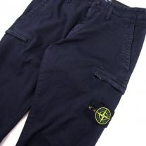 Stone Island Cargo Pants 321L1 T.Co+Old Blue