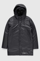 Stutterheim Stockholm 3-in-1 Coat Black