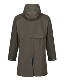 Stutterheim Ekeby Raincoat Green