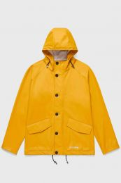 Stutterheim Stenhamra Lightweight Raincoat Warm Honey