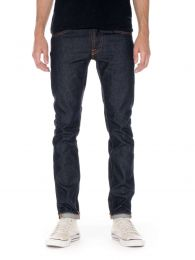 Nudie Jeans Tilted Tor Dry Pure Navy L32