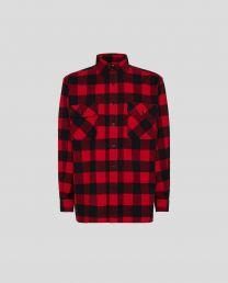 Woolrich Alaskan Buffalo Shirt Red