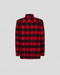 Woolrich Alaskan Buffalo Shirt Red