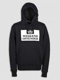 Weekend Offender HM Service Black