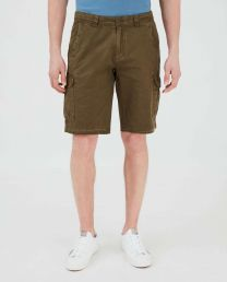 Woolrich Cargo Short Dark Green