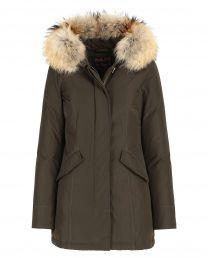 Woolrich W´s Luxury Arctic Parka Dark Green