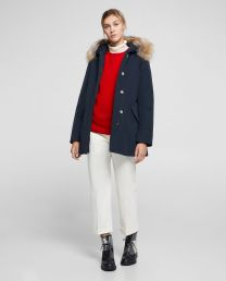 Woolrich W´s Luxury Arctic Parka Midnight Blue