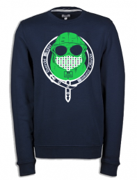 Weekend Offender X Rivendel Madrid Blazon Sweat Shirt