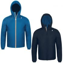K-Way Jacques Warm Double Blue F./Blue Depht
