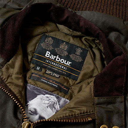 New Chaquetas Barbour
