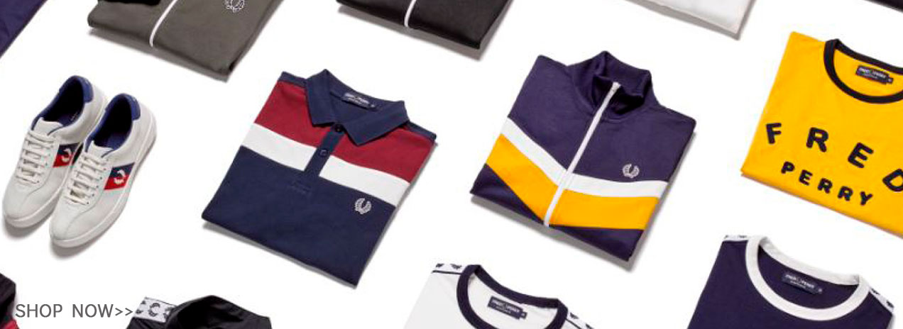 Fred Perry Rivendel Madrid