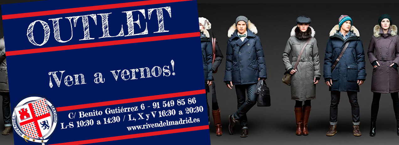 Outlet Rivendel Madrid